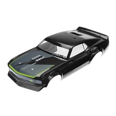 HPI 1969 Ford Mustang RTR-X Painted Body(Nitro-200mm)