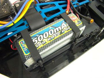 CEN Matrix5-B 1/5 Brushless RTR Buggy w/2.4Ghz Kumanda & Li-Po Dahil