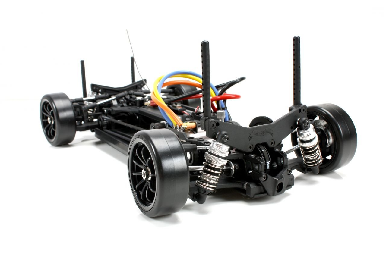 Team Magic E4D 320 1/10 Brushless Drift Car RTR