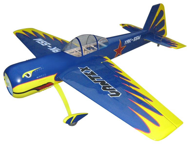 Vantex Yak 55M 50cc 2181mm Model Uçak