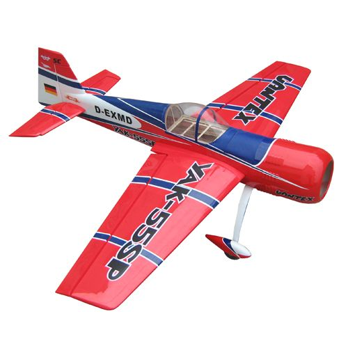 Vantex Yak 55SP 50cc 2181mm Model Uçak