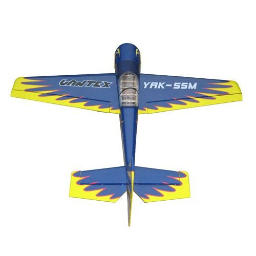 Vantex Yak 55M 26cc - 30cc 1843mm Model Uçak