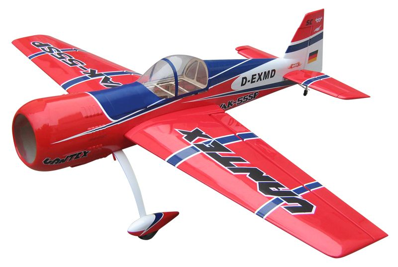 Vantex Yak 55 SP 26cc - 30cc 1843mm Model Uçak