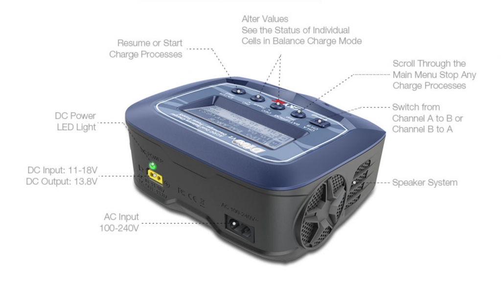 SKYRC D100v2 Charger