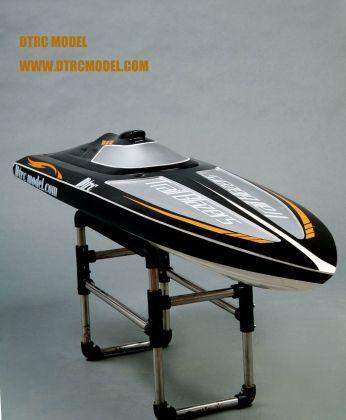 DTRC RC Boat with Zenoah 26cc Gasoline engine | OKMODEL