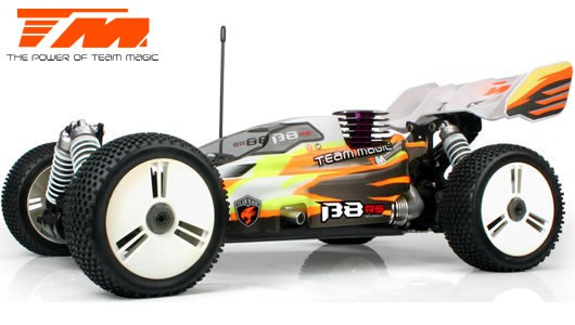 Team Magic B8RS 1/8 ARR Gas Buggy