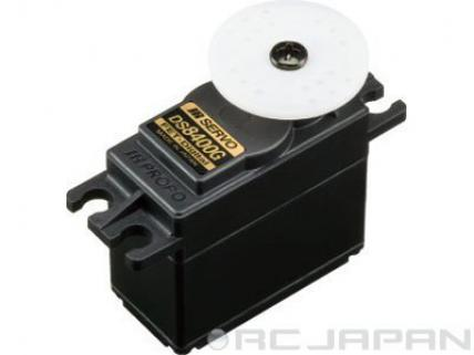 JR Propo DS8400G Servo For Gyro 3.1 kg, 0.07 s