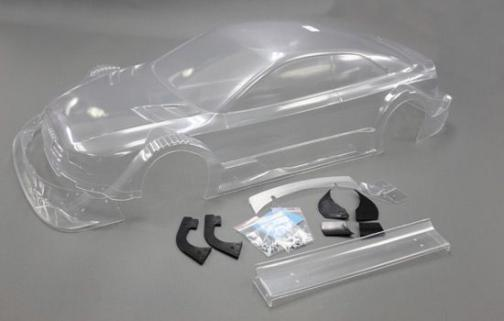 FG Modellsport Audi RS5 DTM Ultra Clear Body 2mm