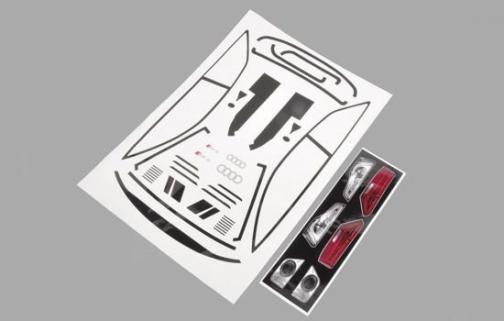 FG Modellsport Basic Stickers Audi RS5