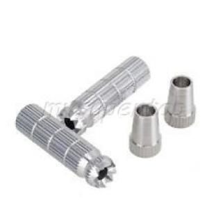 JR Propo Stick Head Set-Silver