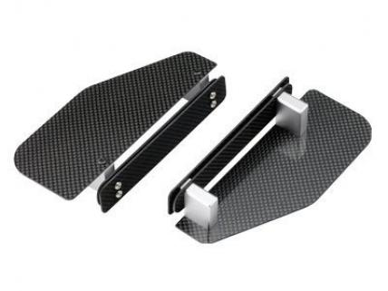 JR Propo Realcarbon Fiber Palm rest for XG14E