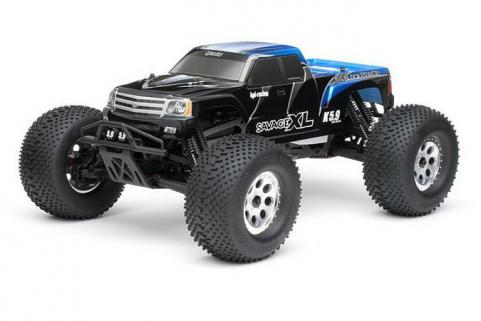 HPI Savage XL 5.9 w/ 3 speed with roto start