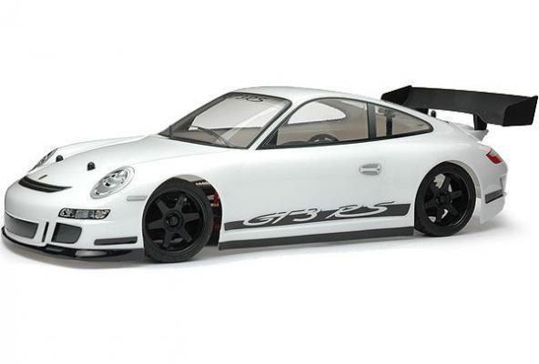 HPI Sprint 2 Flux RTR w/Porsche GT3 RS Body