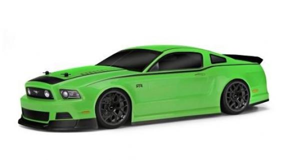 HPI E10 Touring RTR w/2014 Ford Mustang Body
