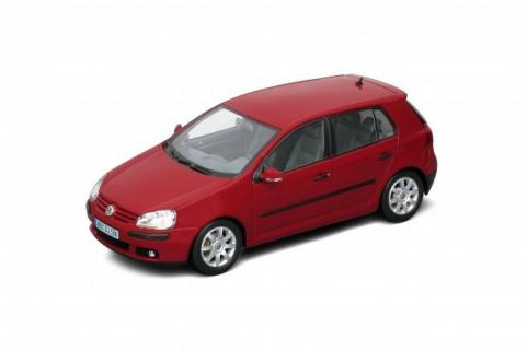 Welly 1/18 Volkswagen Golf V Die-Cast Metal Araba Maketi