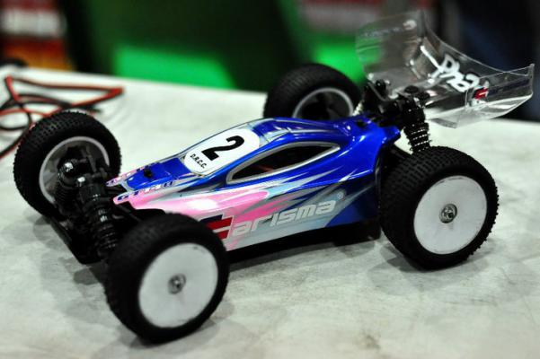 Carisma GT 1/14 Brushless Buggy