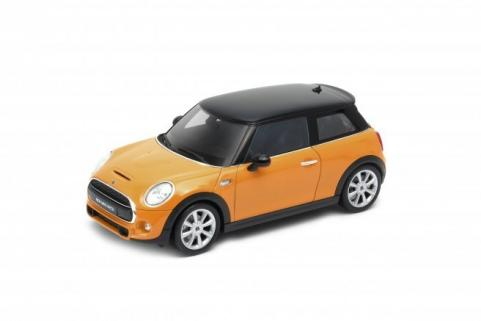 Welly 1/18 New Mini Hatch Die-Cast Metal Araba Maketi