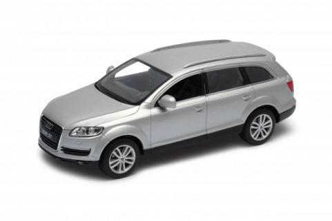 Welly 1/24 AUDI Q7 Die-Cast Metal Araba Maketi