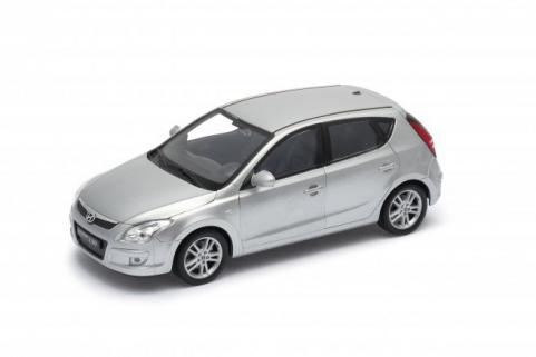 Welly 1/24 Hyundai I30 Die-Cast Metal Araba Maketi