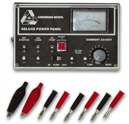 Anderson Deluxe Power Panel