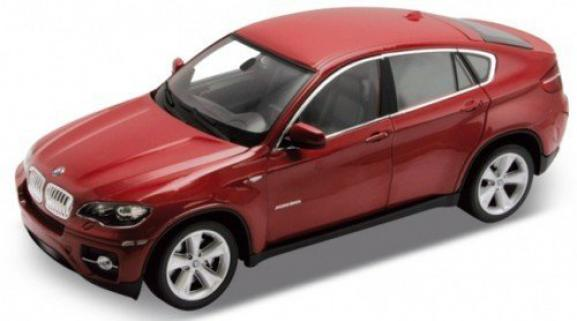 Welly 1/24 BMW X6 Die-Cast Metal Araba Maketi