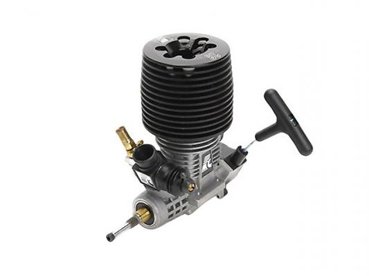 Force 28R/6Port Off-Road car engine with pullstart(RTR ) FOR TRUGGY TYPE CARS