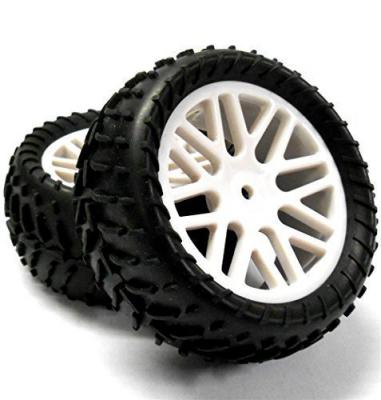 06026V HSP 1/10 Scale RC Buggy Wheels Complete