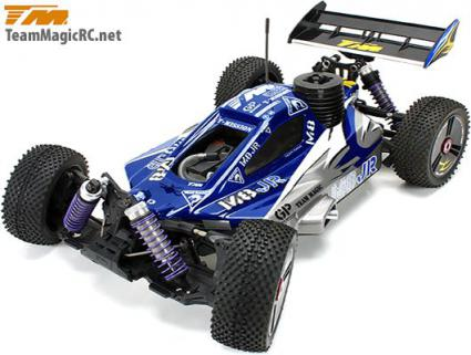 Team Magic M8JR 1/8 Nitro Buggy RTR