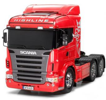 1/14 Scania R-620 6x4 Highline