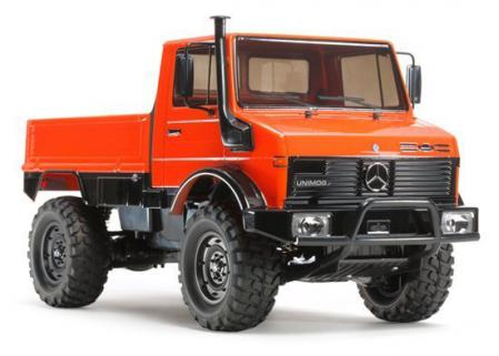 Mercedes-Benz Unimog 425 (CC-01 Chassis)