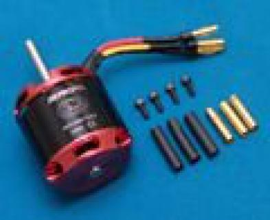 JR Propo // Scorpion AS E8 NHM-4025 Motor