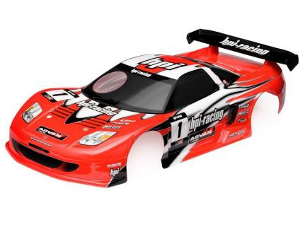 HPI Honda NSX GT Body (200mm)-Boyalı