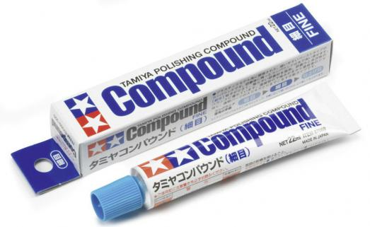Tamiya Polishing Compound (Fine)
