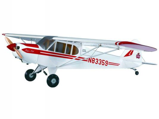 Super Flying Model Piper Super Cub 25% Scale ARTF