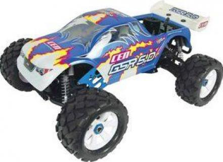 CEN GSR 5.0 RTR 2.4GHZ Nitrolu 1/8 Racing Truck