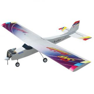 The World Models Sky Raider Mach I ARF Uçak