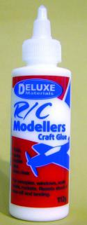Deluxe R/C Modeller's Craft Glue 112gr