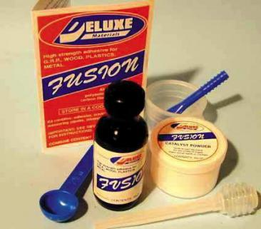 Deluxe Fusion Glue Kit 75ml