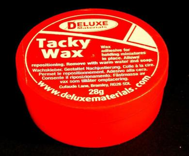 Deluxe Tacky Wax 28gr
