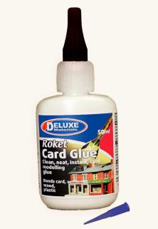 Deluxe Roket Card Glue 50ml