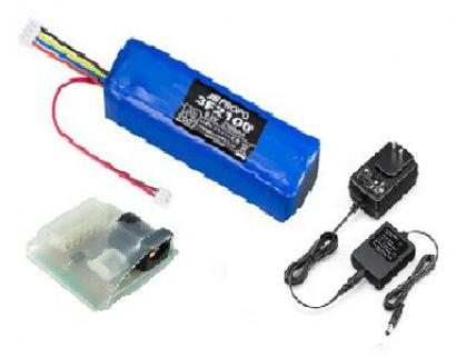 Battery set for DSX 12