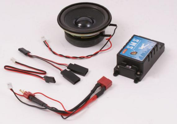 Complete Sound Module System 15Watt RMS