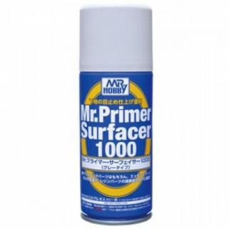 Gunze Mr.Surfacer 1000 // Sprey Astar 170ml