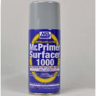 Gunze Mr.Primer Surfacer 1000 // Sprey Astar 170ml