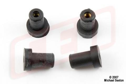 Prop shaft locknut