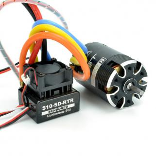 G.ST  Brushless performans Araba Motoru