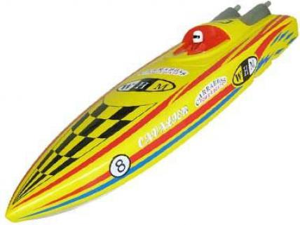 Vantex Cavalier 940BP (Yellow) 94cm Brushless Tekne