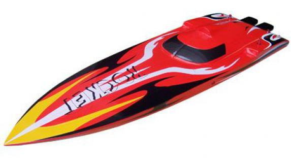 Vantex Rocket 870BP (Orange) 87cm Brushless Tekne