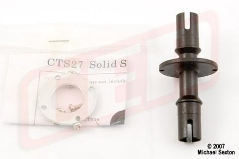CEN Solid Shaft (CT4)