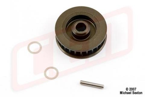 CEN Alum. Pulley T25 (Upgrade for CT043)